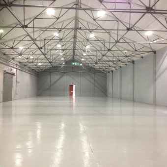 Warehouse Floor Acl Industrial Flooring