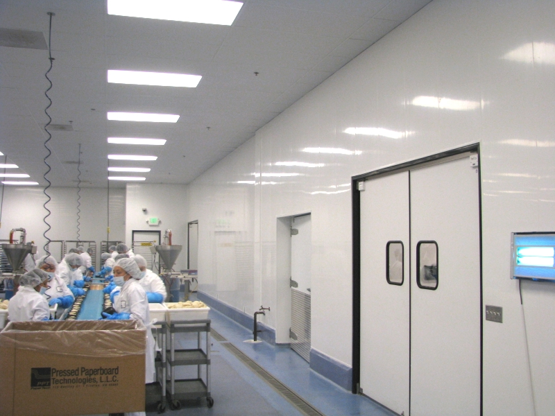 Hygienic Floor And Wall Finishes By Acl Industrial