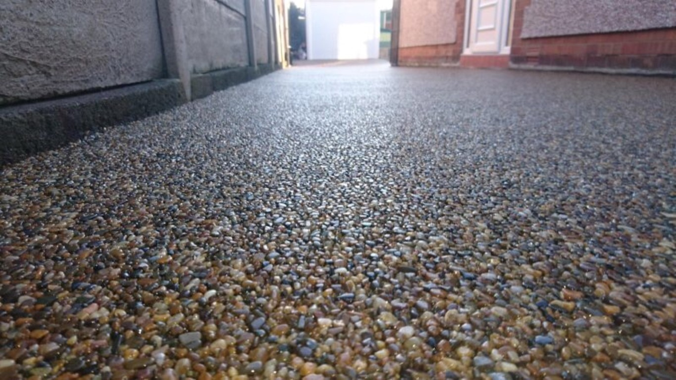 Resin Driveways And Paving Resin Bound Stone Acl Industrial