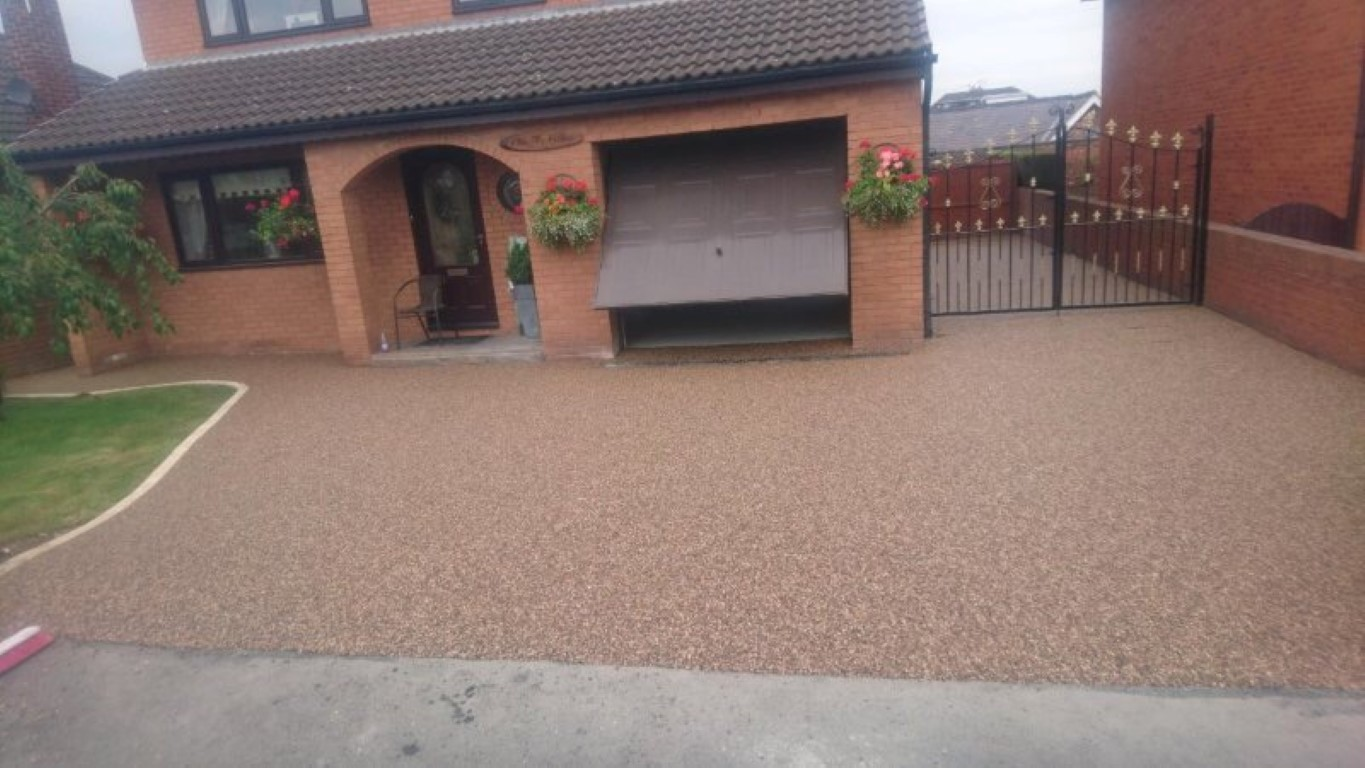 Resin Driveways And Paving Resin Bound Stone Acl